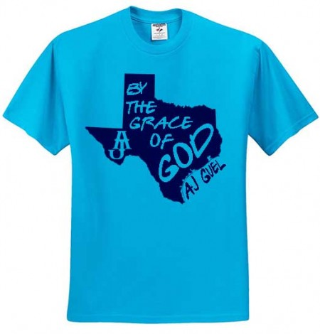 By the Grace of God Shirt